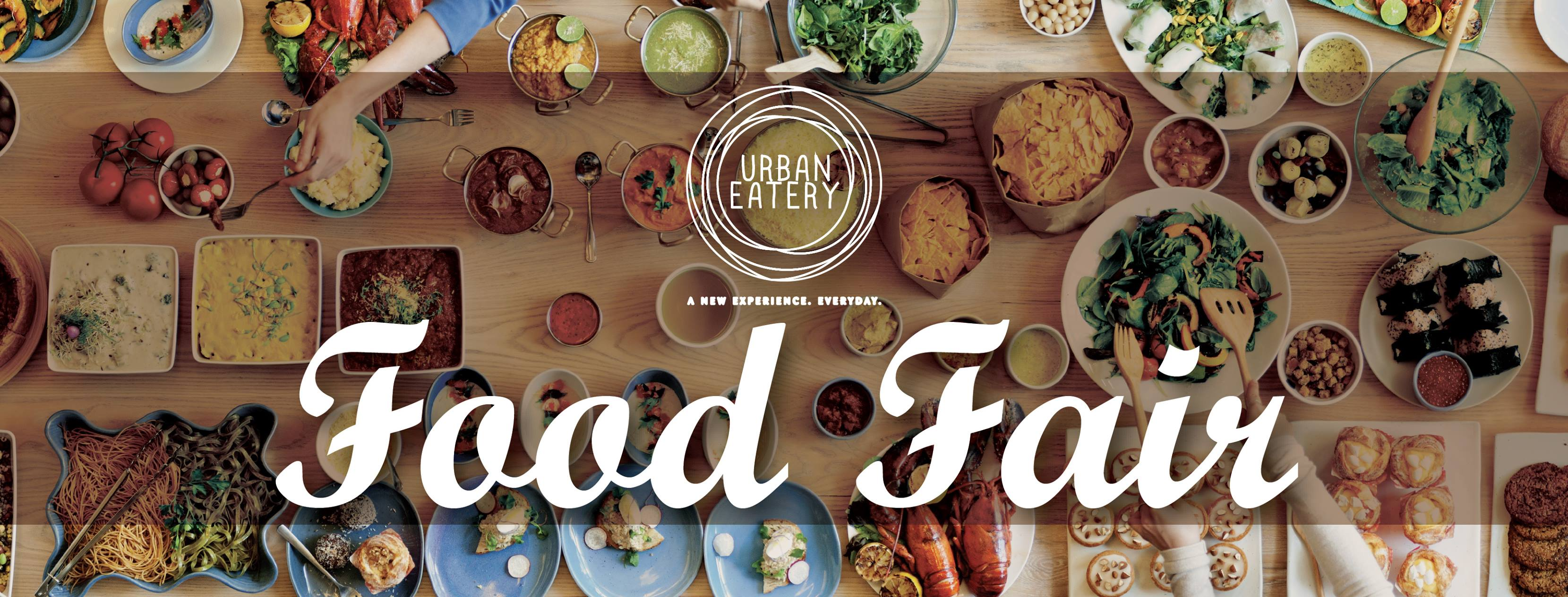 urban eatery food fair 2017