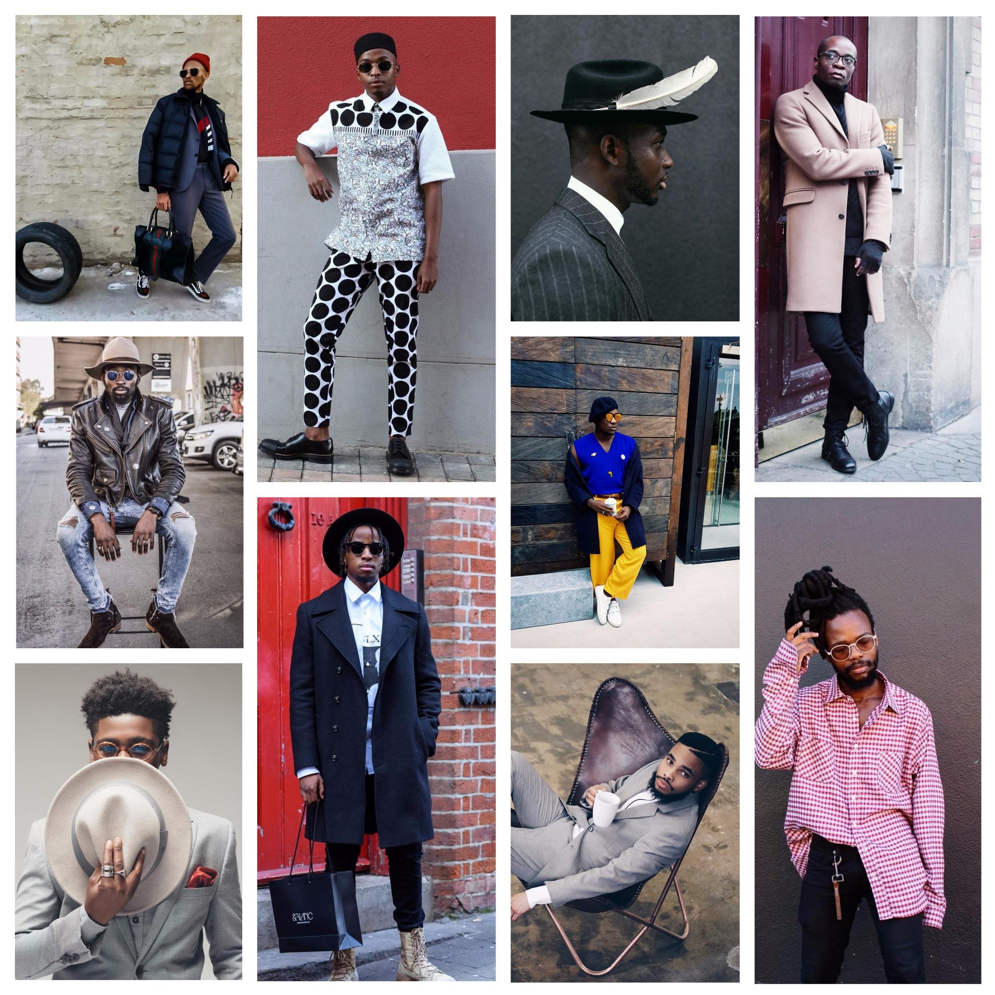 stylish men on instagram