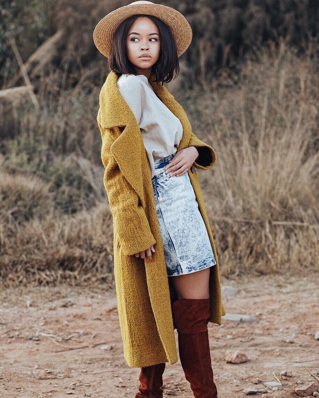 Style Profile | Lerato Kgamanyane