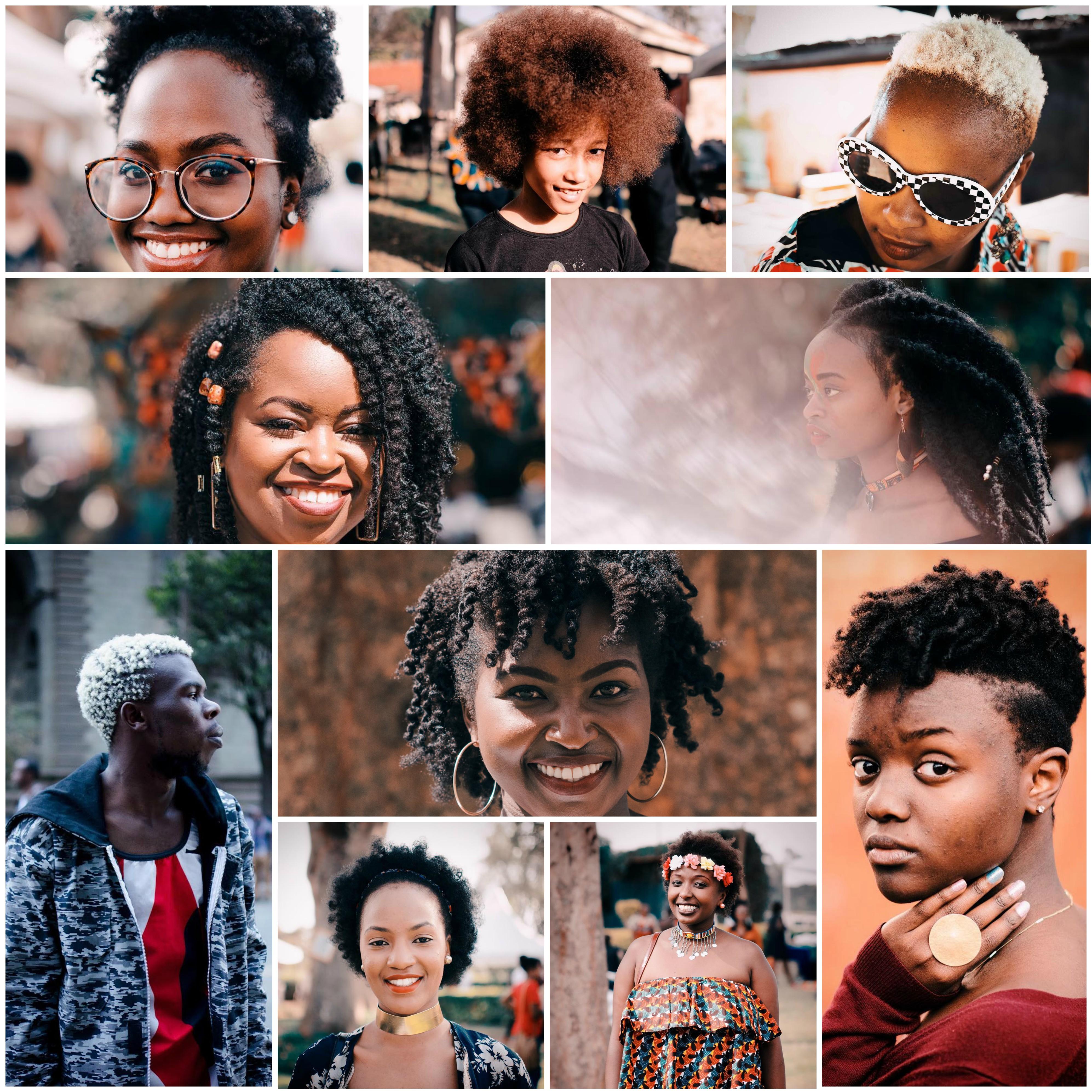 my hair my story natural hair narrative lysa africa