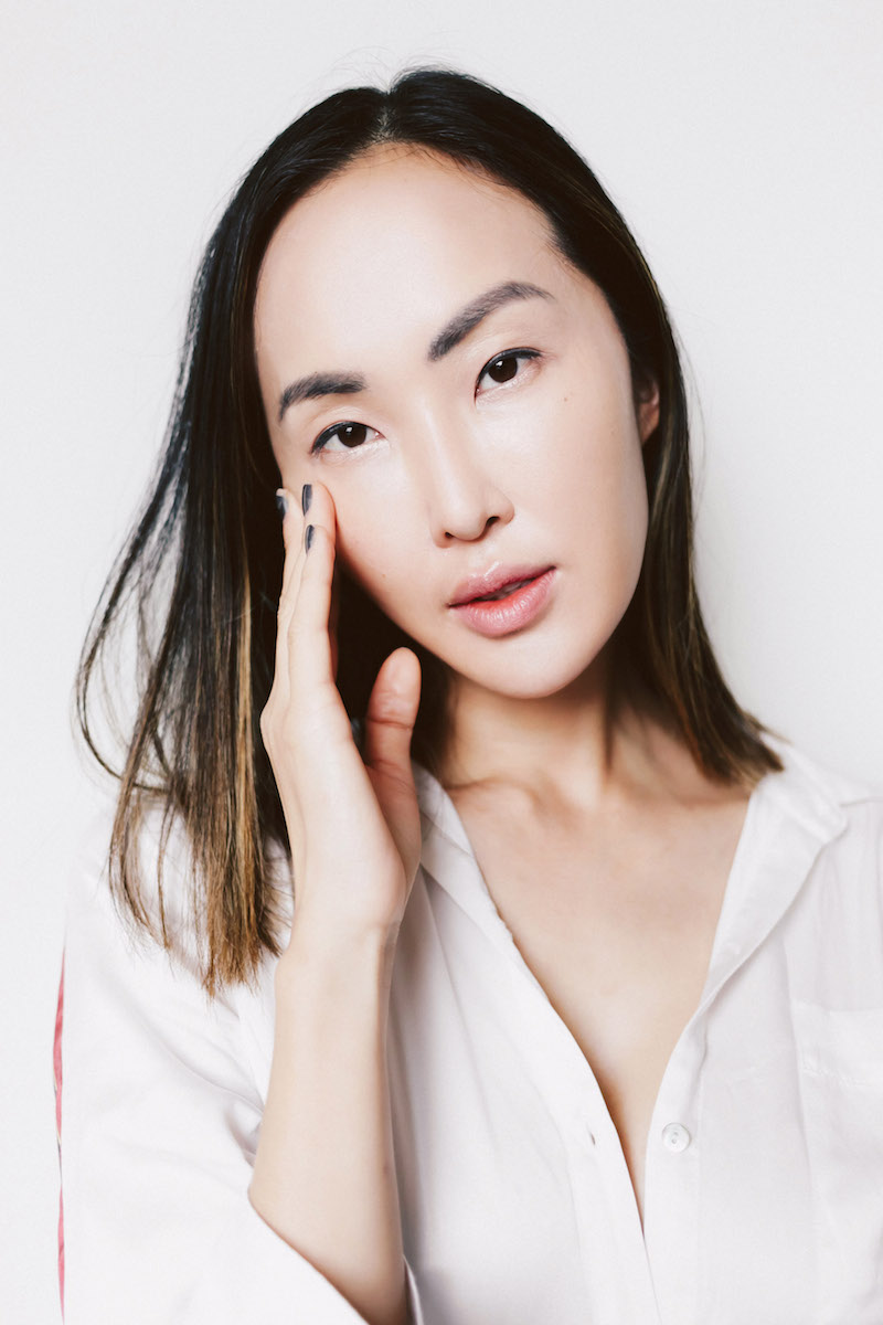 "Korean Beauty | How To Get Glowing ""Glass Skin"" Lysa Africa Magazine Chriselle Lim"