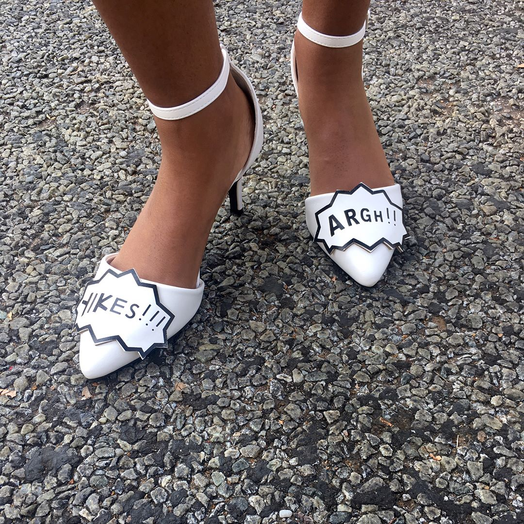 Love/Hate Relationship With Kitten Heels | Now Is It Love? Lysa Africa Magazine Kitten Heel Comeback