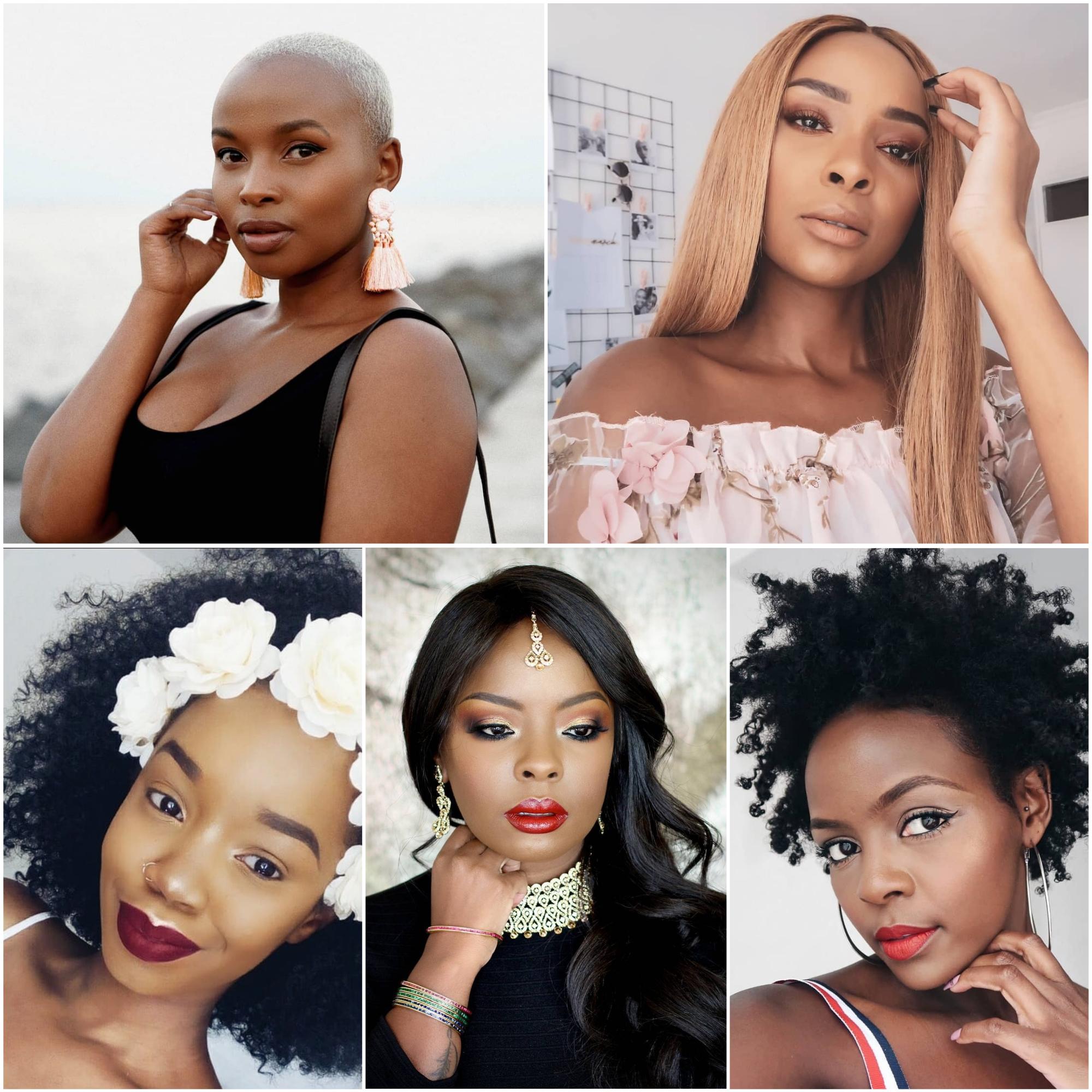 All Things Beauty | Tips from Kenyan Beauty Influencers Lysa Africa Magazine Joy Kendi Nancie Mwai Joanna Kinuthia Kangai Mwiti Sheila Ndinda