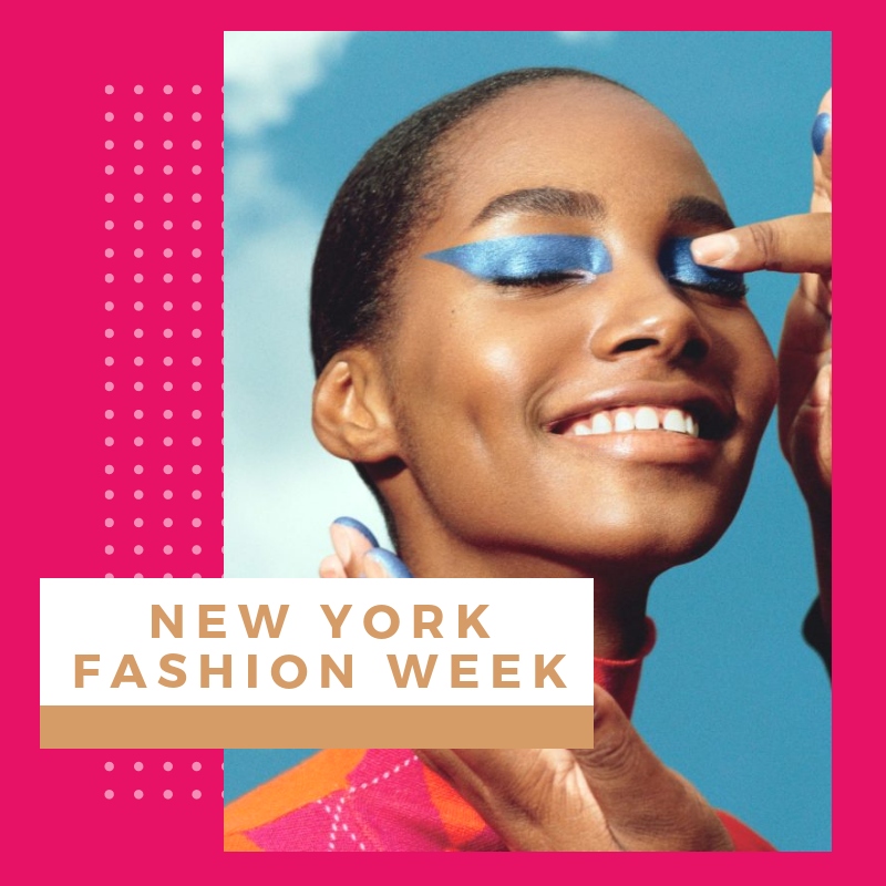 Beauty Trends From New York Fashion Week Spring 2019